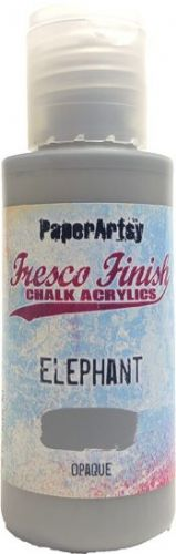 Fresco Finish - Elephant
